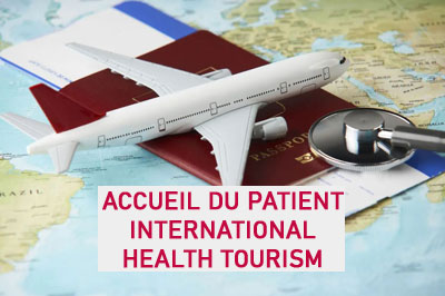 Accueil du patient international