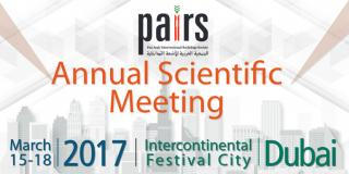 Rencontre scientifique annuelle 2017 de la pairs