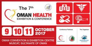 7ème édition de Oman Health Exhibition & Conference