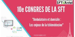 10ème Congrès de la Société Française de Télémédecine