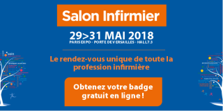 Edition 2018 du Salon Infirmier, Journées Nationales d'Etudes de la Profession infirmière
