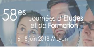 58èmes journées d'études et de formation des Ingénieurs Hospitaliers de France