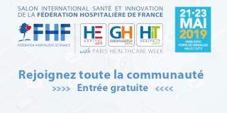 Paris Healthcare Week 2019 : 3 jours dédiés aux acteurs de la santé
