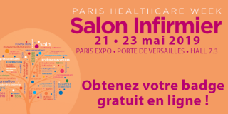Salon Infirmier, édition 2019