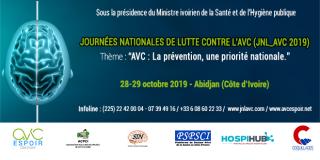 AVC Espoir organise l'édition 1 des Journées Nationales de Lutte contre l'AVC