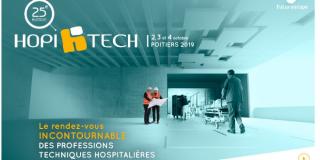 HOPITECH 2019, Journées d'études et de formation des techniques et de l'ingénierie hospitalières