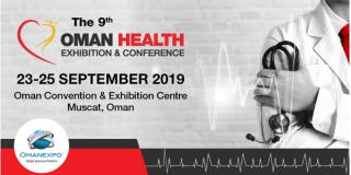 Oman Health Exhibition & Conference - Edition 2019