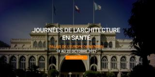 Troisième édition des Journées de l'Architecture en Santé