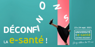 Université d'été de la e-santé de Castres-Mazamet - Edition 2021