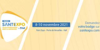SANTEXPO  Edition 2021, RDV annuel de la santé en France