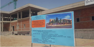 Le ministre de la santé marocain enchaîne les visites de chantiers hospitaliers