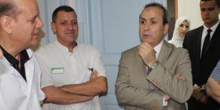 Réflexion en cours pour une large réorganisation des services de santé algériens