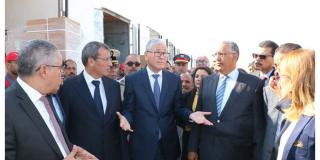Coup d'envoi des travaux de construction de deux nouvelles structures sanitaires à Nador