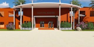 Adewe : Première levée de fonds pour le projet d'hôpital en Côte d'Ivoire