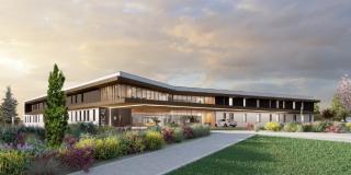 Le premier bâtiment hospitalier passif au monde, construit dans la Loire
