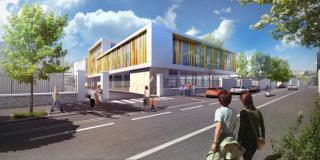 Le nouveau bâtiment Néonat' du CHU de Tours ouvrira en janvier 2018