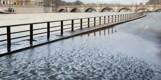 Les mesures prises par l'AP-HP suite à la crue de la Seine