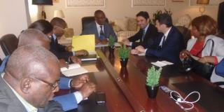 Jumelage en vue entre les CHU de Reims et de Brazzaville