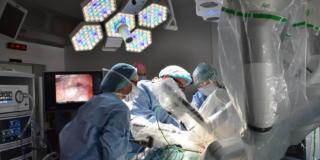 Le CHU de Rennes conforte son expertise en chirurgie mini-invasive, par l'acquisition d'un second robot