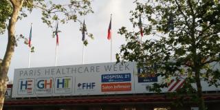 Retour sur la Paris Healthcare Week 2018, le salon français du monde hospitalier
