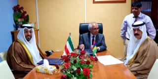 Le gouvernement obtient le financement d'un hôpital universitaire par Le Kuwait Fund et le Saudi Fund