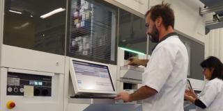 Le CHU de Tours met en place des automates innovants pour la délivrance des médicaments
