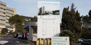 Le nouveau bloc opératoire du centre hospitalier de Bastia est en service