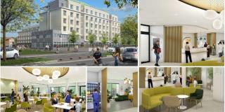 ICADE et KORIAN construisent la future clinique de Soins de Suite et de Réadaptation de Livry-Gargan