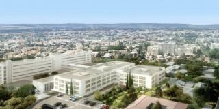 Ouverture du nouveau bâtiment d'hospitalisation en médecine au Centre Hospitalier du Pays d'Aix