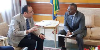 Coopération Sud-Sud :  Mise en oeuvre de nouveaux centres d'hémodialyse avec le soutien du Maroc