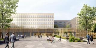 Le groupement composé de Eiffage et Scau Architecture construira le futur Hôpital Paris-Saclay