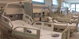 Le CHU de Libreville étoffe sa capacité d'accueil de patients Covid-19