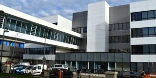 Le nouveau bâtiment Madeleine-Brès de l'hôpital du Mans a ouvert ses portes