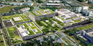 Eiffage Construction remporte la 1ère phase de reconstruction du CHU de Caen