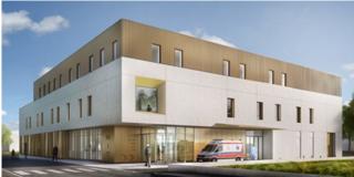 CHU de Montpellier : Ouverture d'un bâtiment abritant le département des maladies infectieuses et tropicales