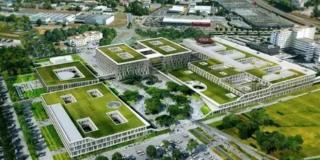 Jean Castex annonce 50 millions d'euros supplémentaires pour reconstruire le CHU de Caen