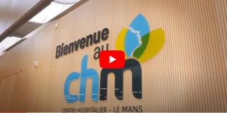 Centre Hospitalier Le Mans : Ouverture du nouveau bâtiment Plantagenêt