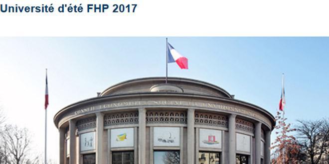 Rencontre fhp 2017