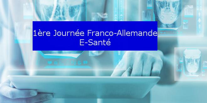 Premi re journ e franco allemande e sant hospihub for Chambre commerce franco allemande