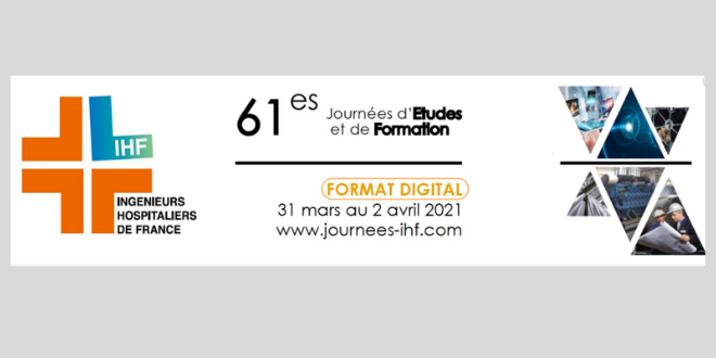 61èmes Journées d'Etudes IHF au format digital