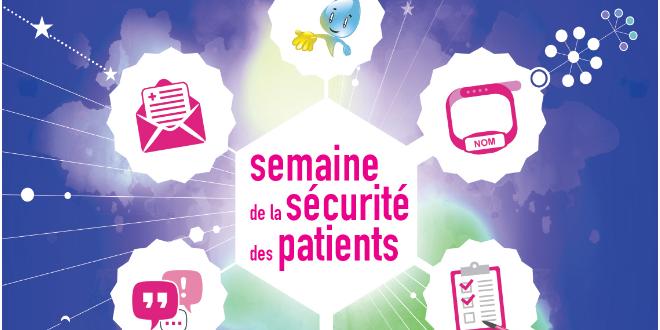 L'opération Semaine de la sécurité du patient est reconduite
