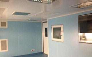Habillage plafonds