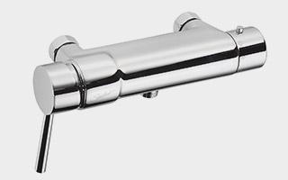 MASTERMIX, mitigeur thermostatique de douche sans intercommunication EC/EFS
