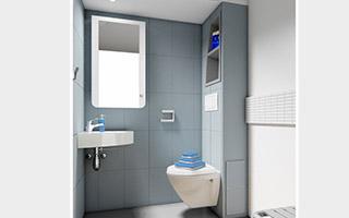 Salle de bain Alega