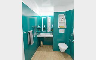 Salle de bain Milia