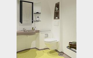 Salle de bain Orpheon