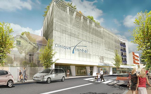CMC Floréal à Bagnolet