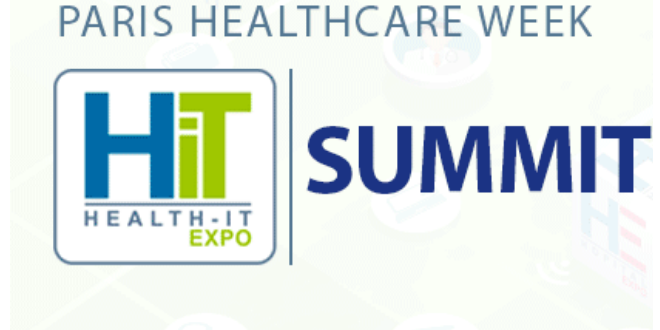 Salon HIT, Village  start-up,  HIT Summit : vos RDV à la Paris Healthcare Week 2018