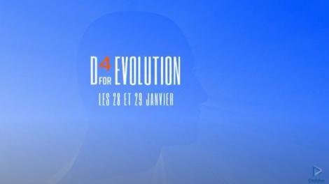 D4 Evolution revient les 28 & 29 janvier 2021 en événement 100% digital
